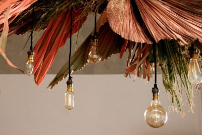 FLORA CHANDELIERS - WAREHOUSE 16 PERTH