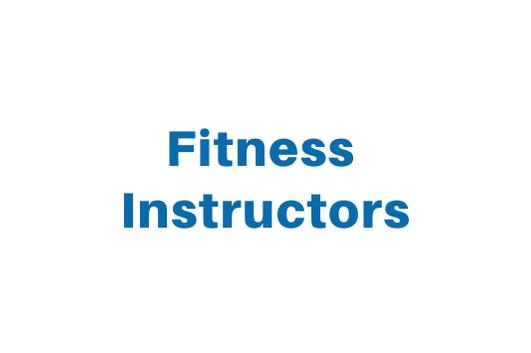 Balance Tax Accountants Fitness Instructors